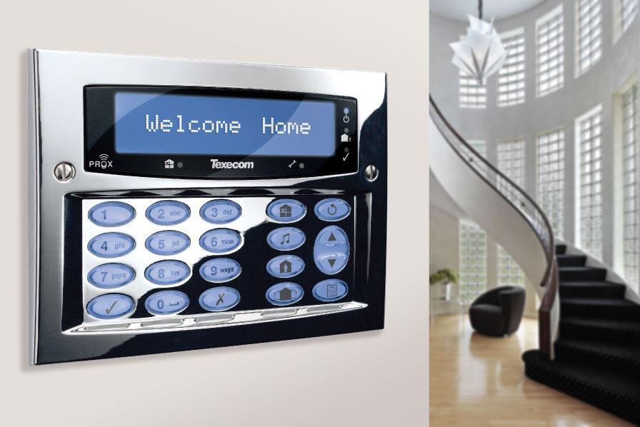 Intruder Alarm System P Amp R Alarms